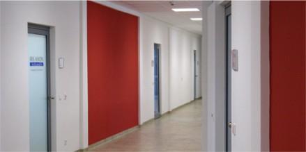 Eingangsbereich zur Fachanwältin für Familienrecht in Nürnberg - Iris Haydn